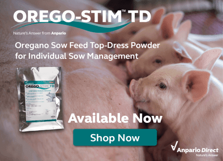 New Product Available Now - Orego-Stim TD